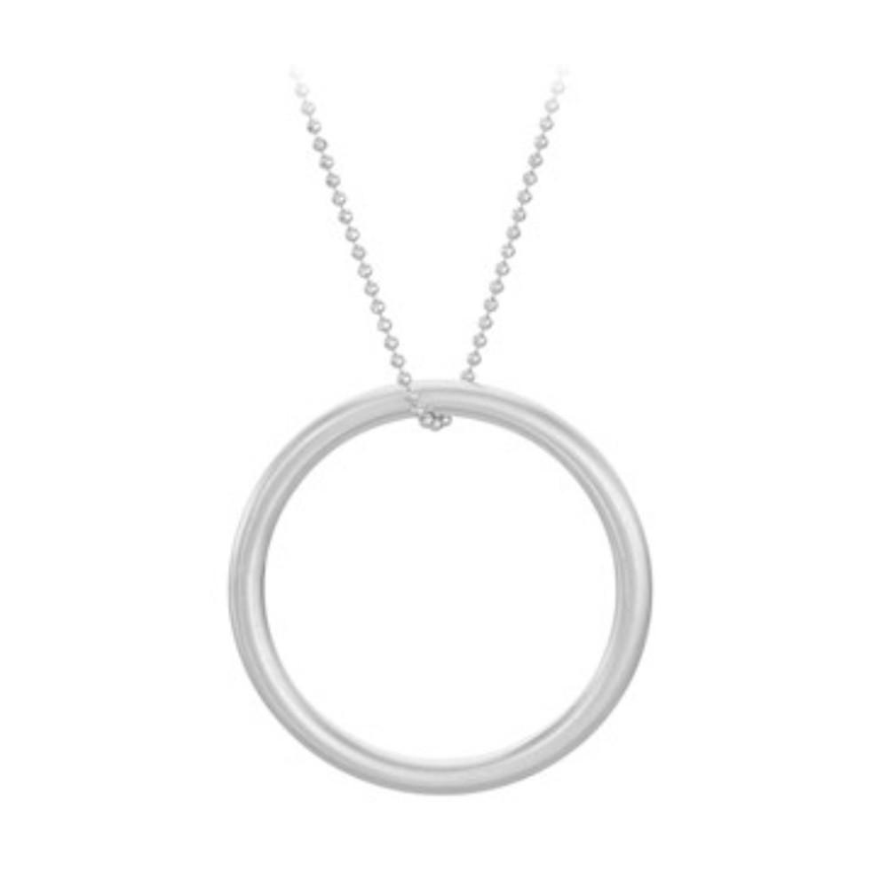 Alpha Necklace - Silver