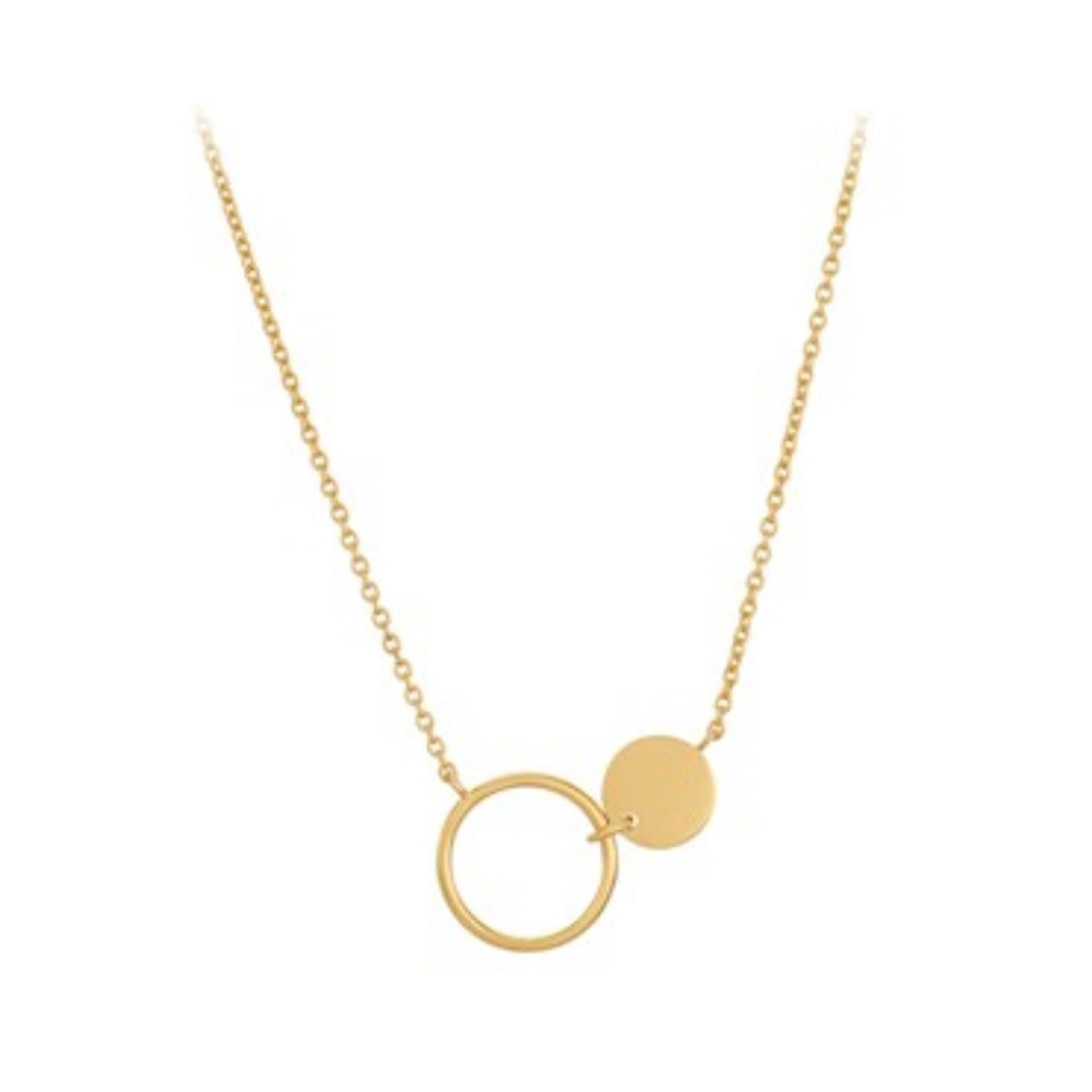 Eon Necklace - Gold