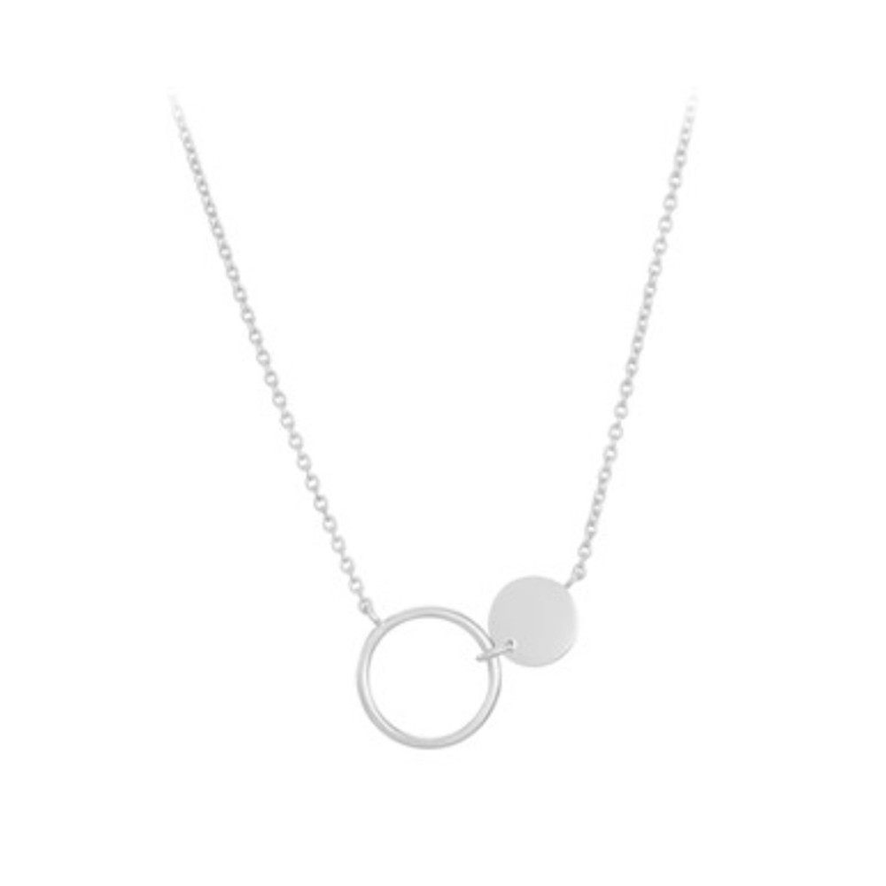 Eon Necklace - Silver
