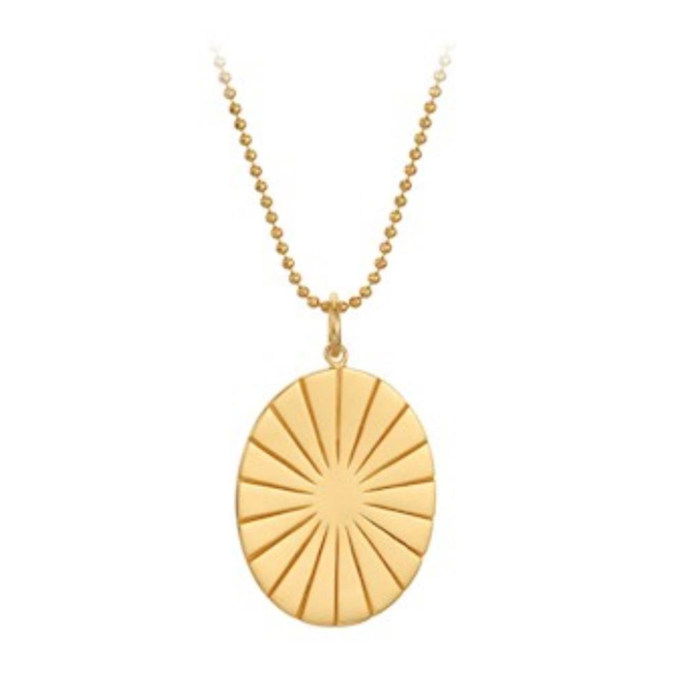 Era Necklace - Gold