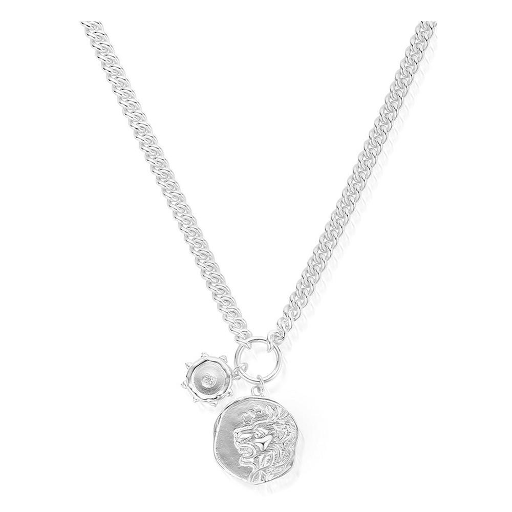 Ariella Necklace - Silver