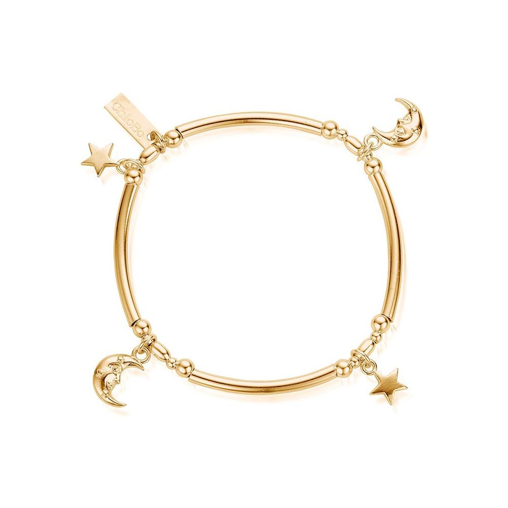 Ariella Twilight Bracelet - Gold