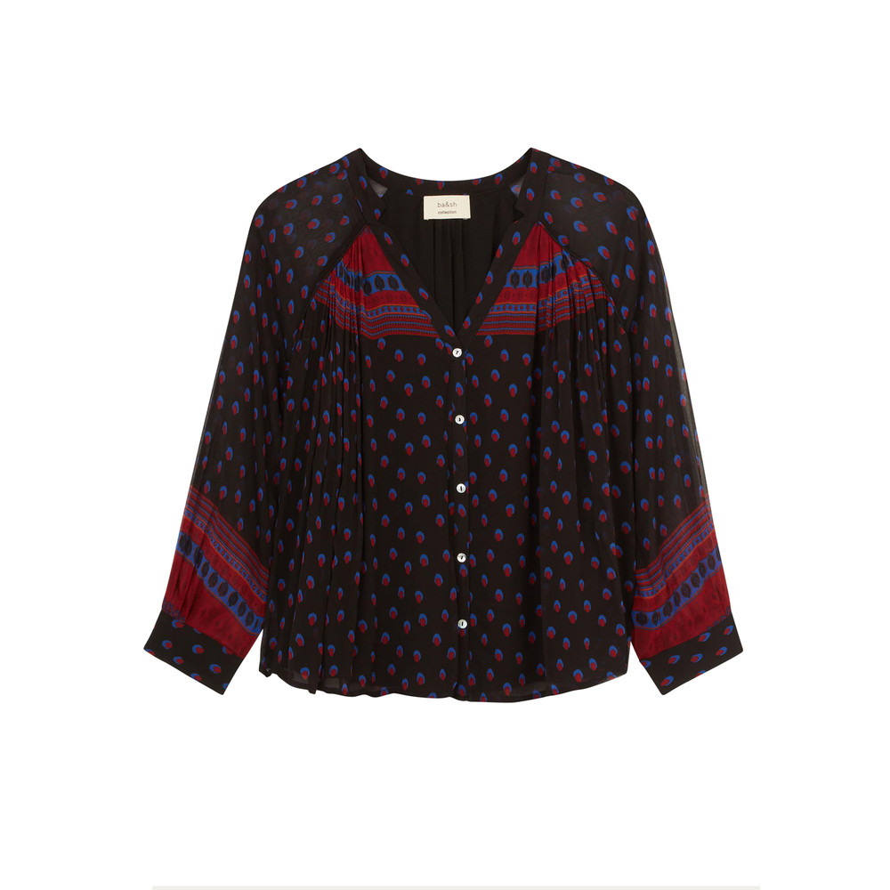 Bird Shirt - Black