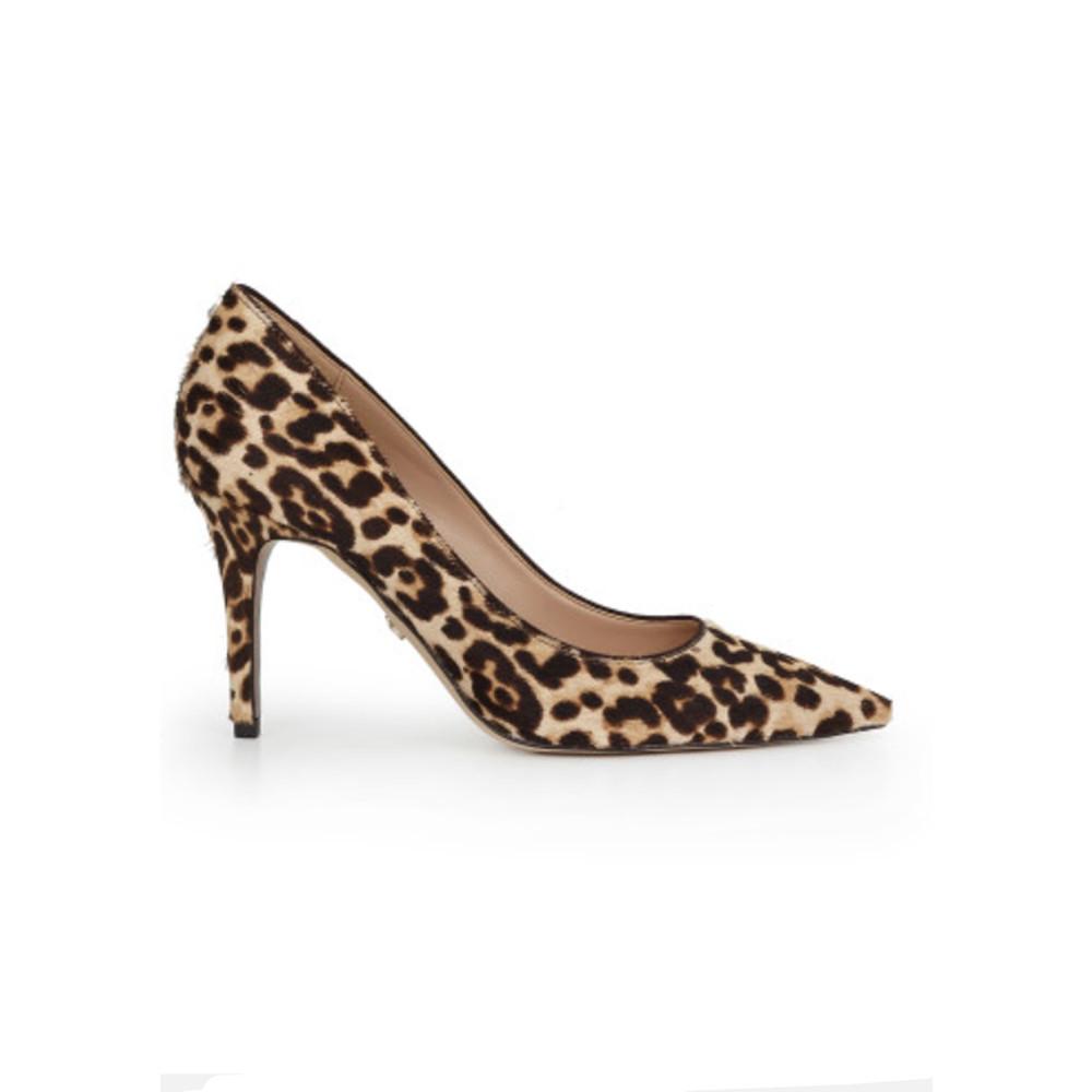 Margie Heels - Nude Leopard