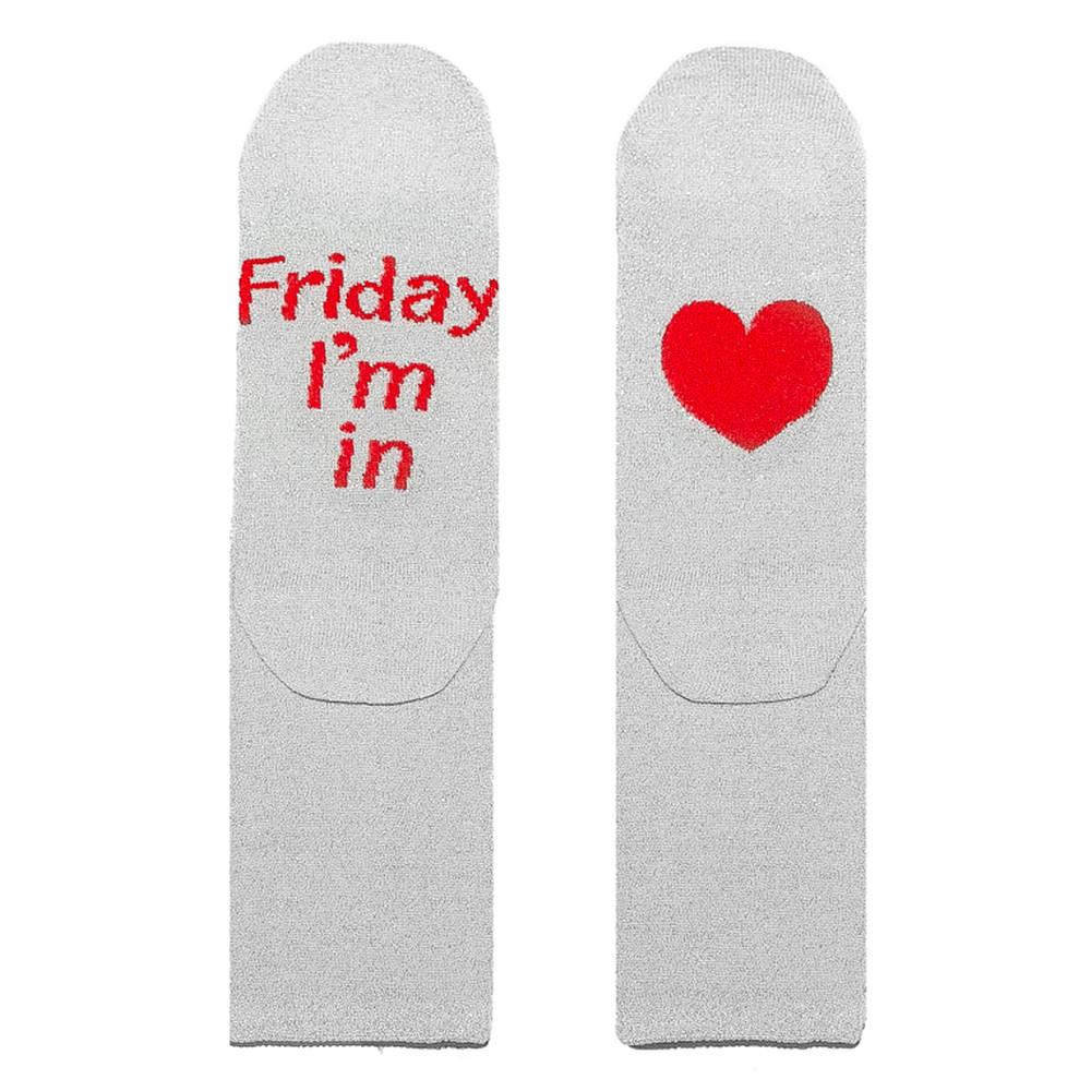 Sparkle Socks - Friday I'm In Love