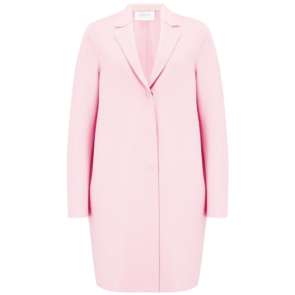 Cocoon Coat - Blush