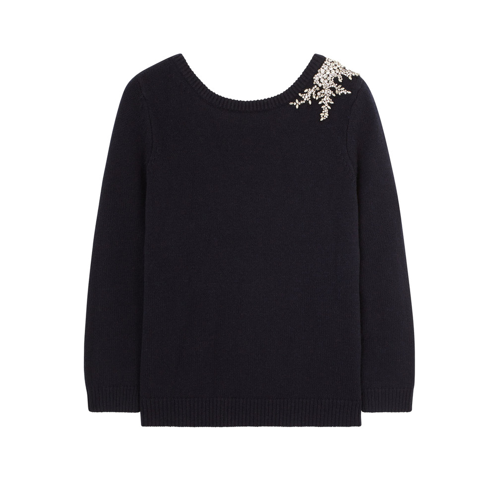 Ourea Sweater - Dark Blue