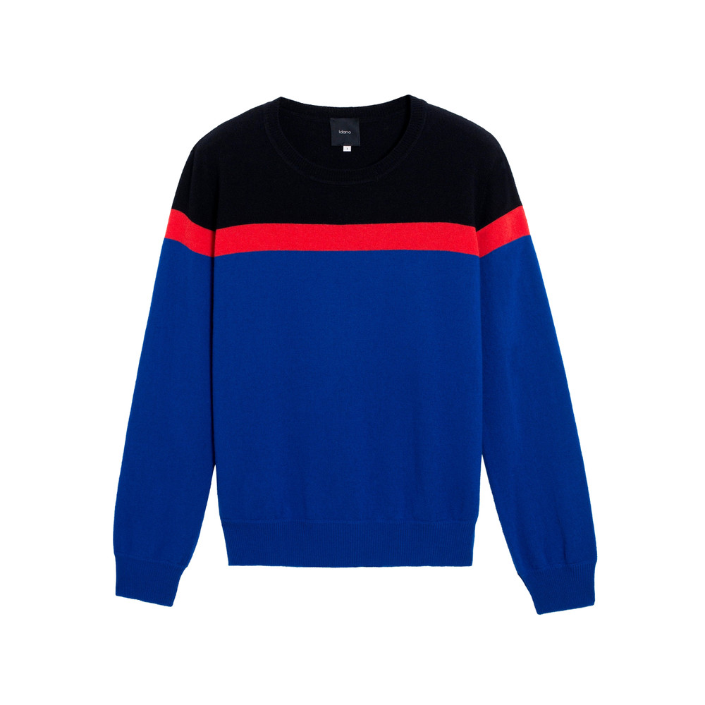 Chataigne Sweater - Blue