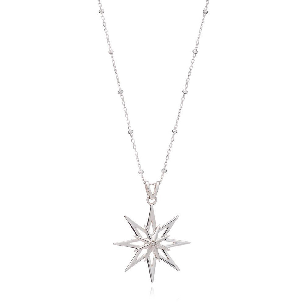 Rock Star Necklace - Silver