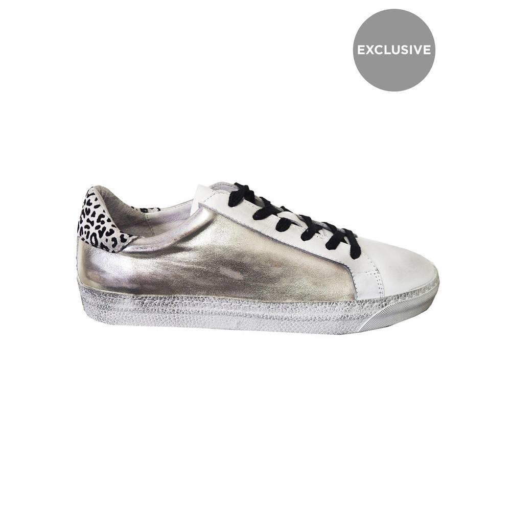 Exclusive Cru Trainer - Silver Metallic