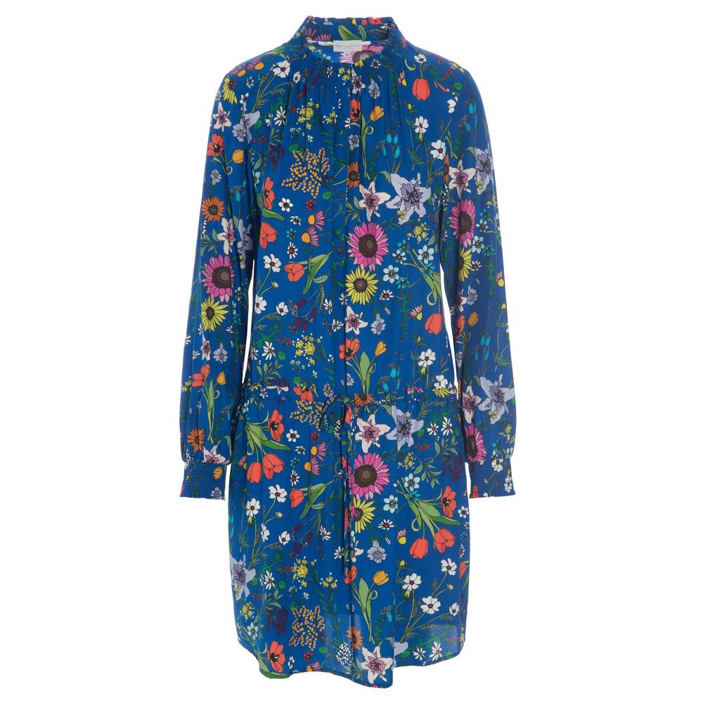 Aura Dress - Verona Blue