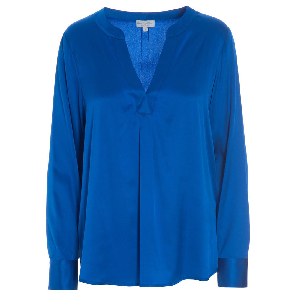 Santena Tunic Top - Blue
