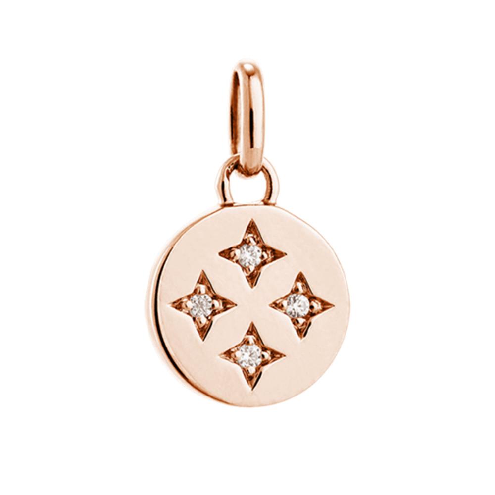 Bespoke Tiny Constellation Charm - Rose Gold