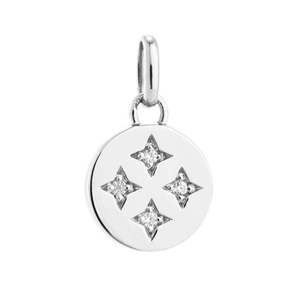 Bespoke Tiny Constellation Charm - Silver
