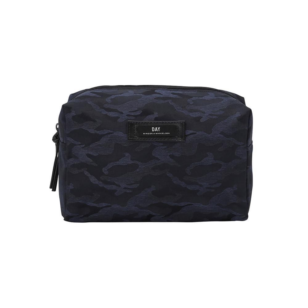 Gweneth Desert Beauty Bag - Navy Blazer