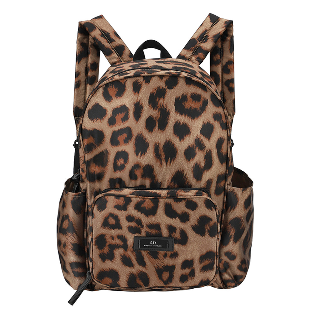 Gweneth P Leo Backpack - Leopard