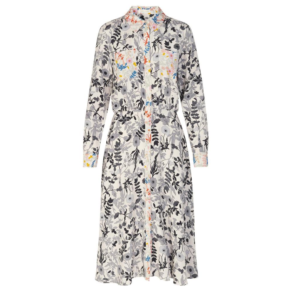 Renee Shirt Dress - Flowers