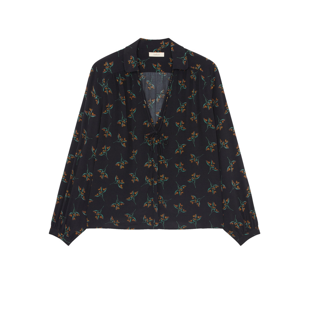 Fausta Shirt - Black