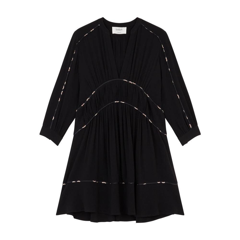 Franny Dress - Noir