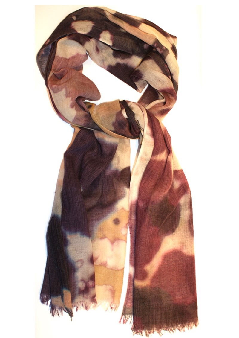 Mercy Delta Hyde Park Scarf - Multi main image