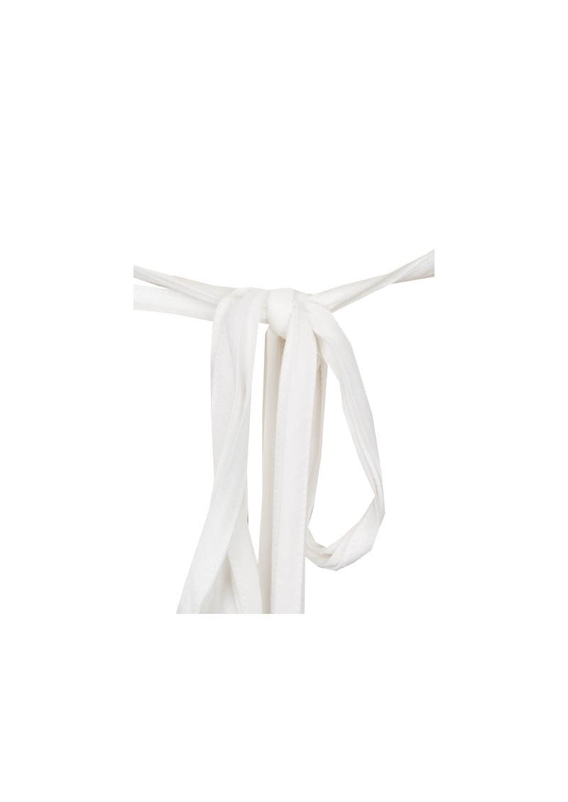 All My Love Tassle Belt - White main image