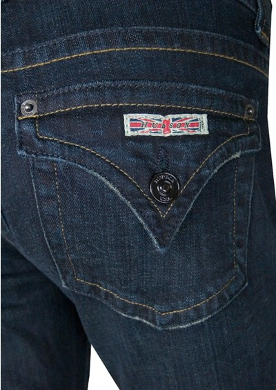 Hudson Jeans Mid-Rise Bootcut Jean - St Martins main image