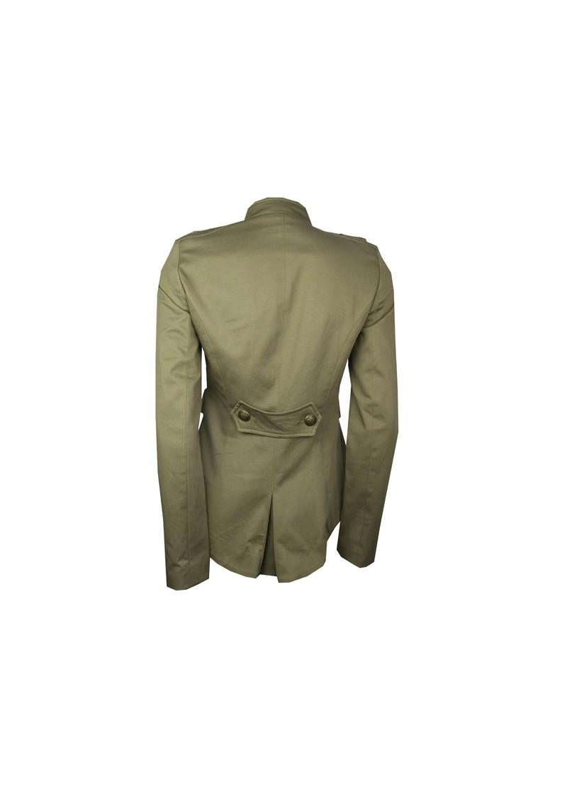 style stalker military jacket khaki green. Black Bedroom Furniture Sets. Home Design Ideas