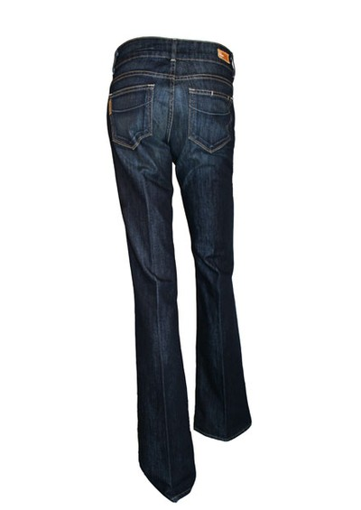 Paige Denim Hidden Hills High Rise Bootcut - McKinley main image