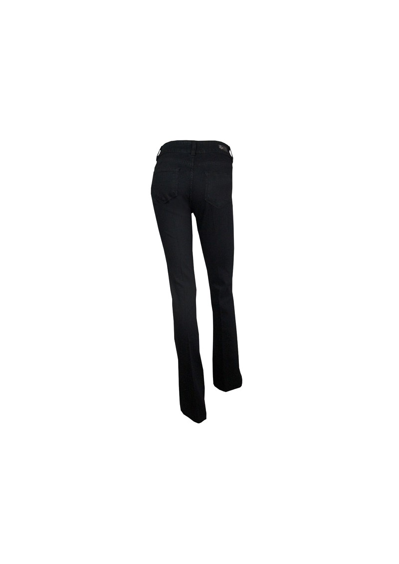 Hidden Hills High Rise Bootcut - Black main image