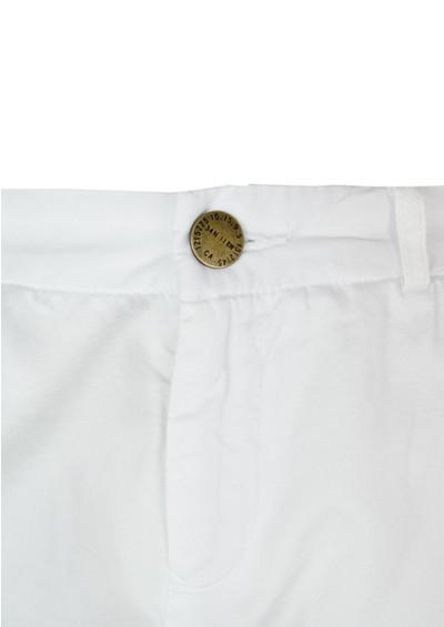 Current/Elliott The Smart Trouser - Sugar White main image