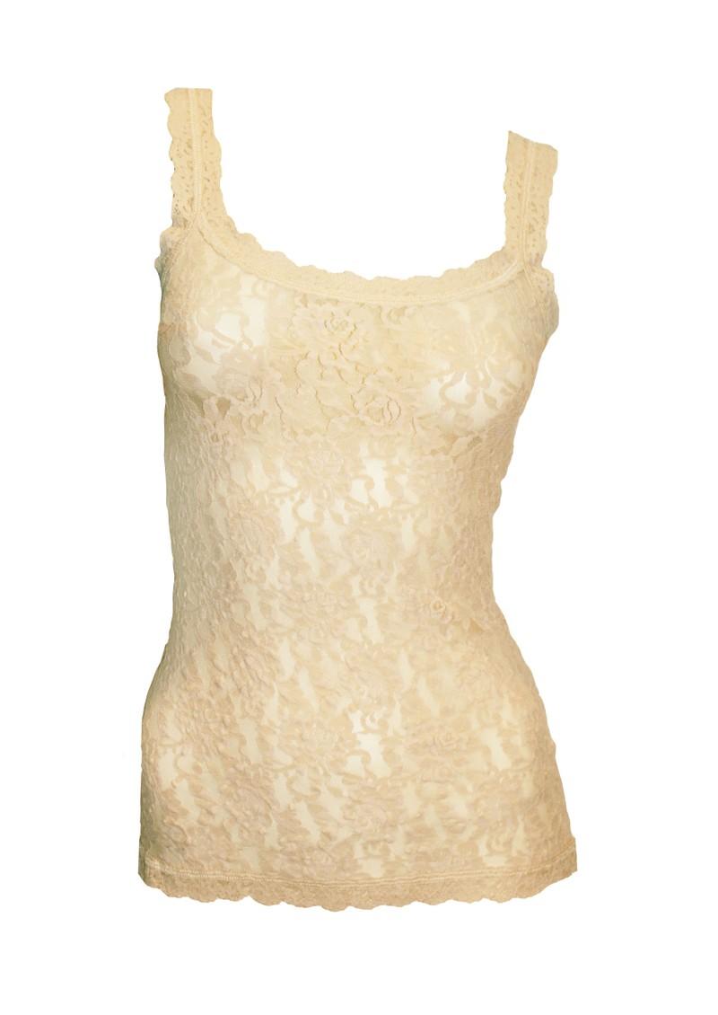 Hanky Panky Signature Lace Camisole - Nude main image
