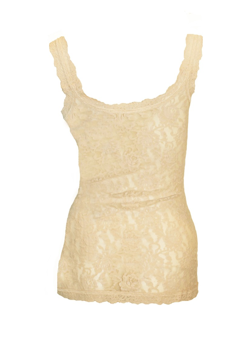 Signature Lace Camisole - Nude main image