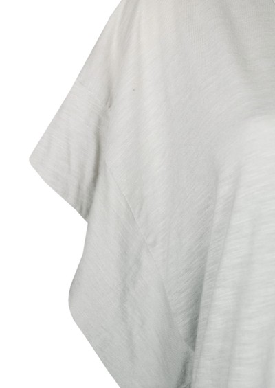 Fresh Laundry Keyhole  V Neck Tee - Tea main image