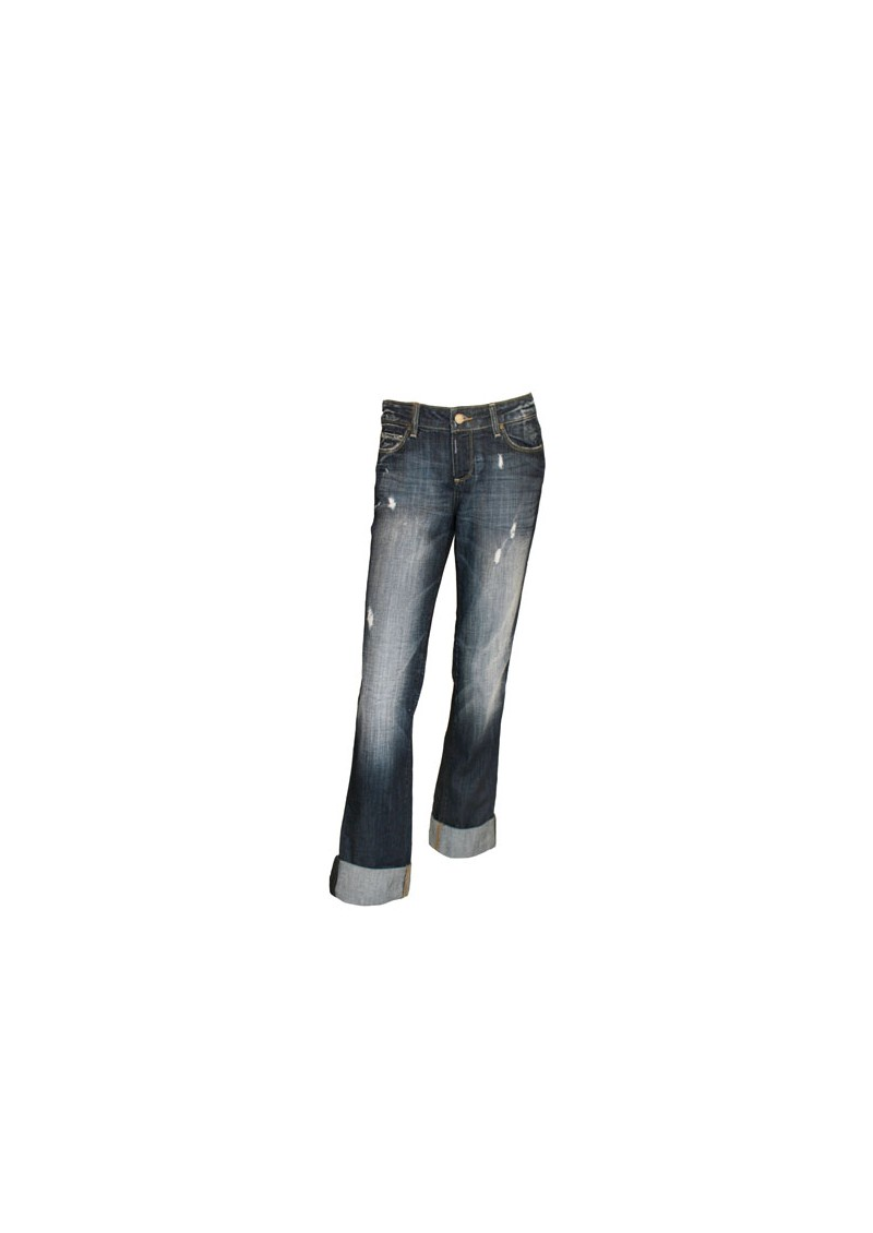 Paige Denim Jimmy Jimmy Boyfriend Jeans - Rebel main image