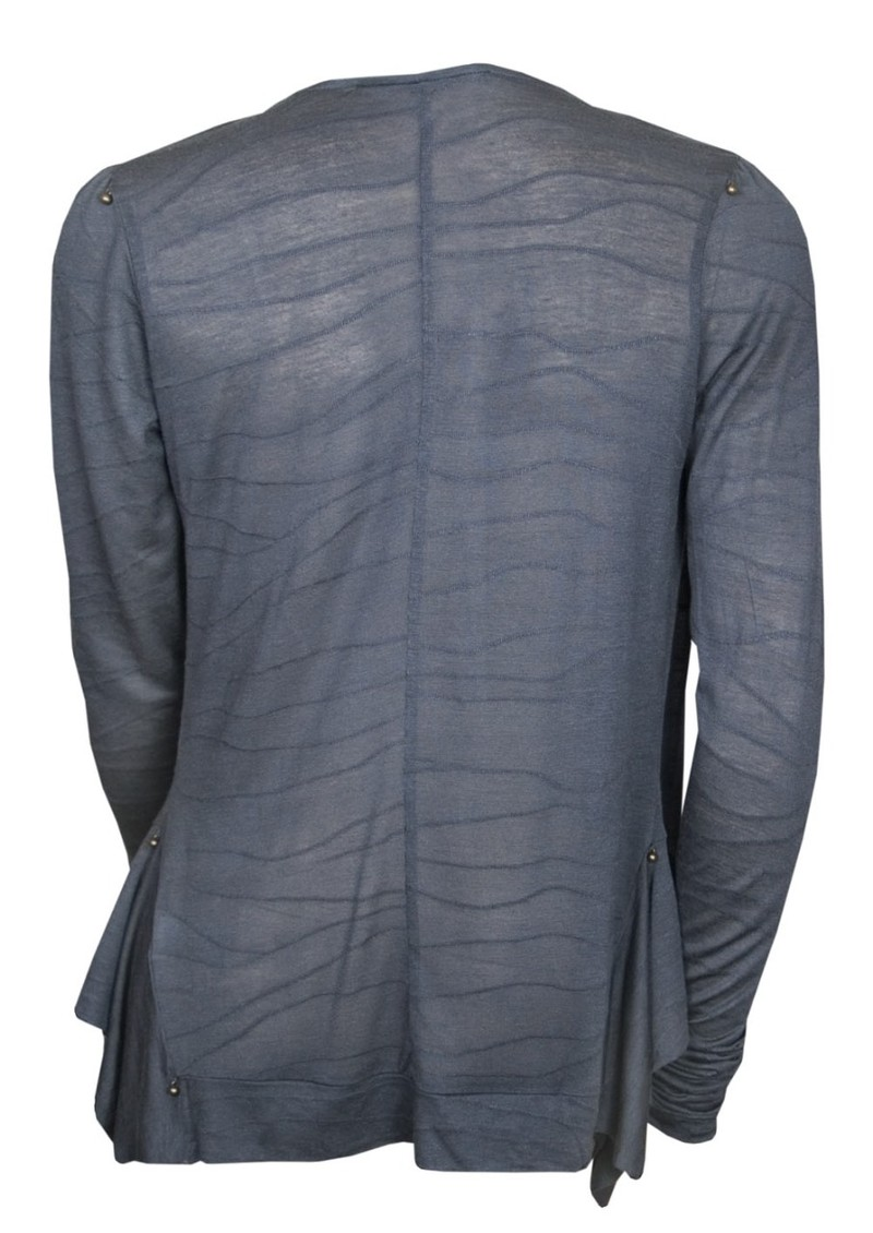 Boleyn Cashmere Mix Jacket - Anthracite main image