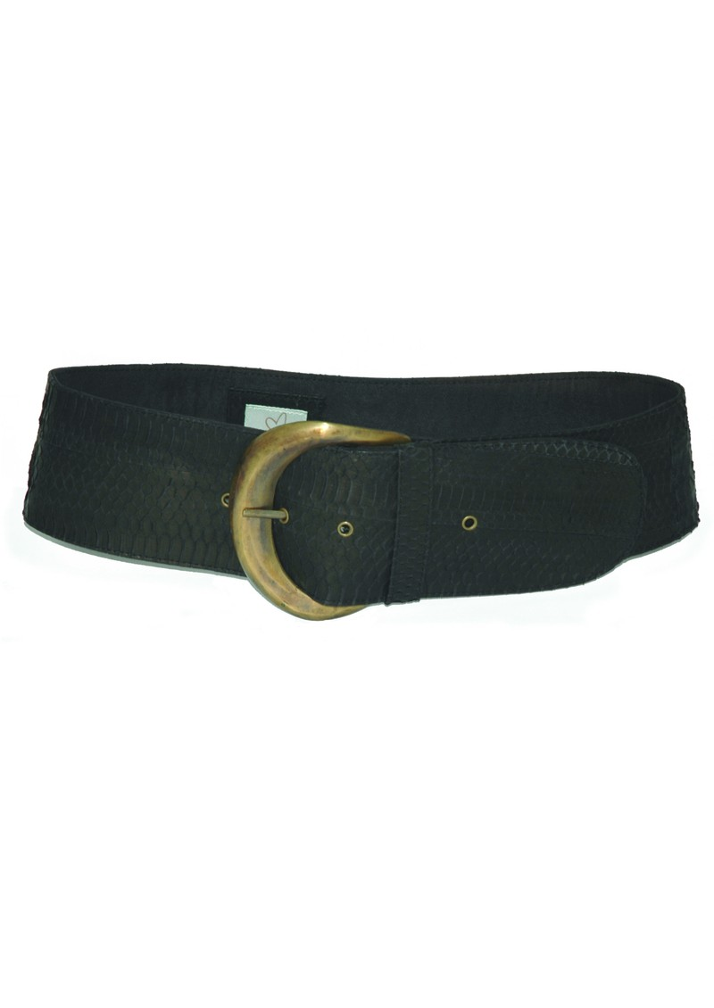 Python Moon Belt - Black main image