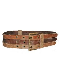 Jocasi Carnaby Jean Belt - Brown