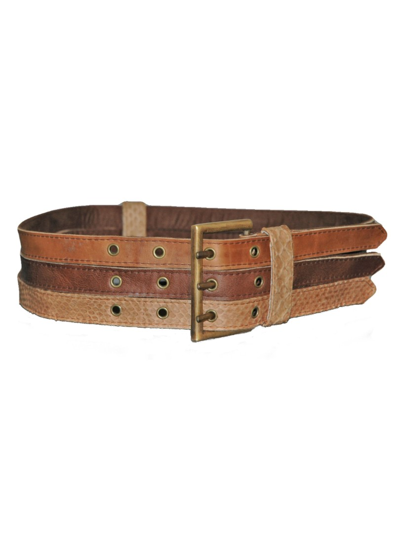 Carnaby Jean Belt - Brown main image