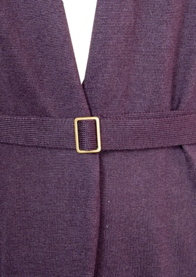 Great Plains Belt Cardigan - Roebuck main image