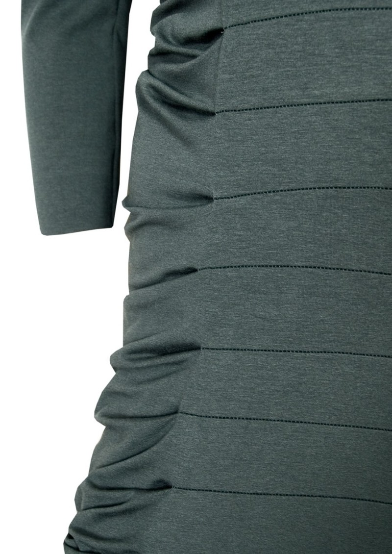 Butter By Nadia Devon Jersey Dress - Charcoal main image