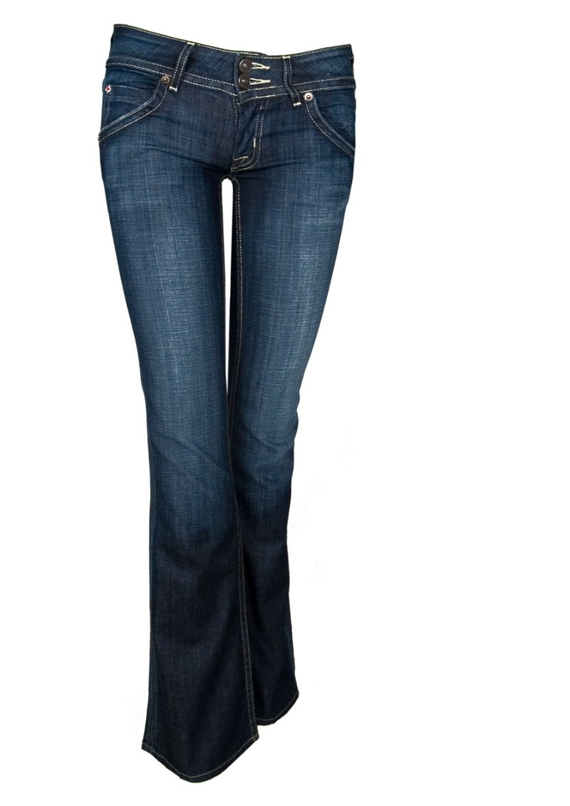 Hudson Jeans Signature Bootcut Jean - Elm main image