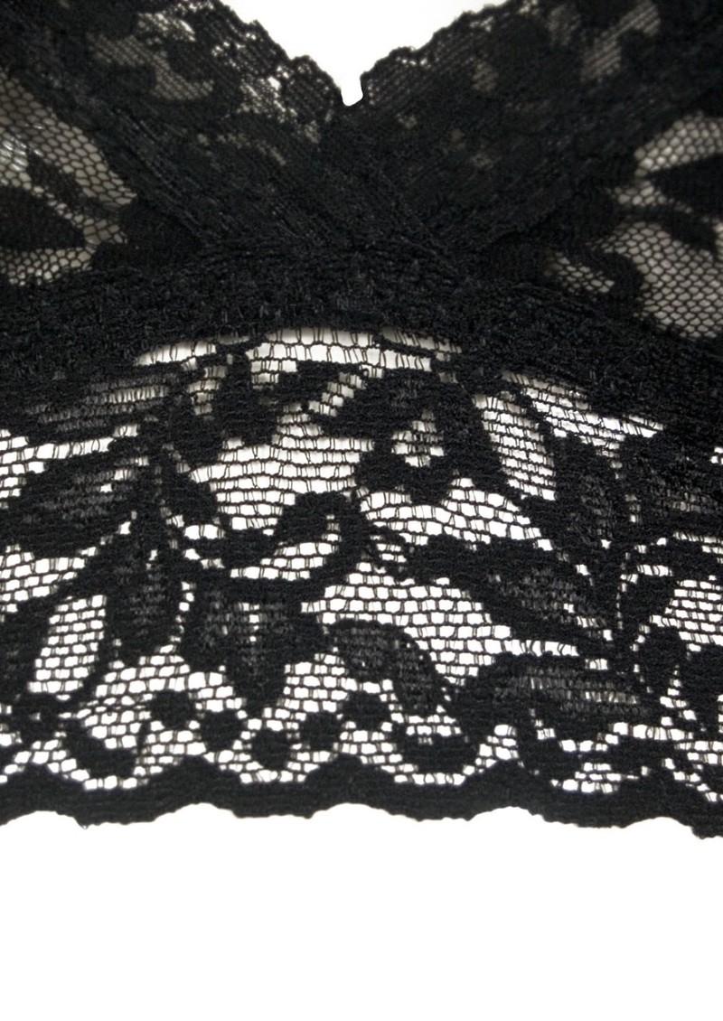 Hanky Panky Lace Bralette - Black main image