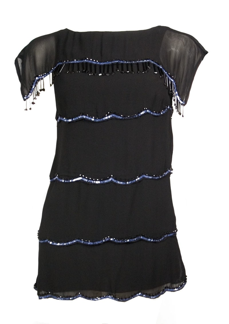 Abiliz Bead Dress - Black main image