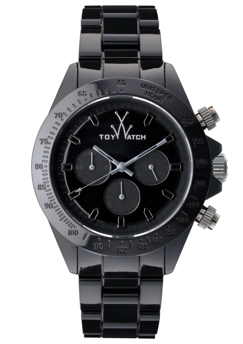 Monochrome Chronograph - Black main image