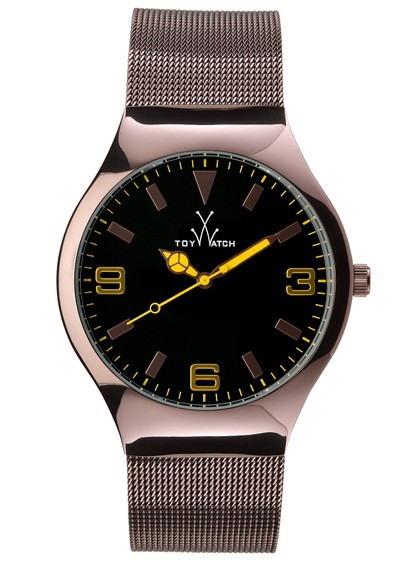 Toywatch Mesh Only Time - Pewter main image