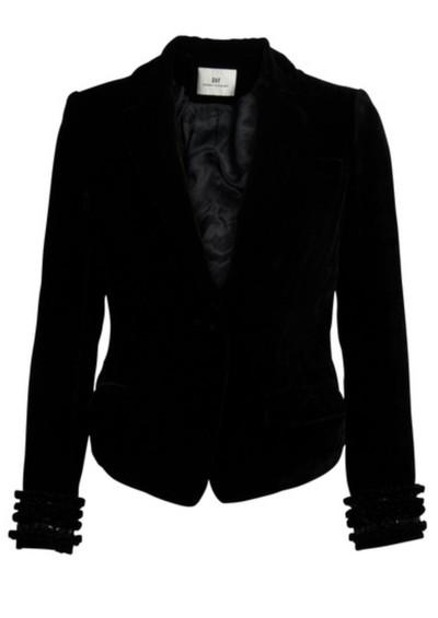 Day Birger et Mikkelsen  Night Velvet Lounge Jacket - Black main image