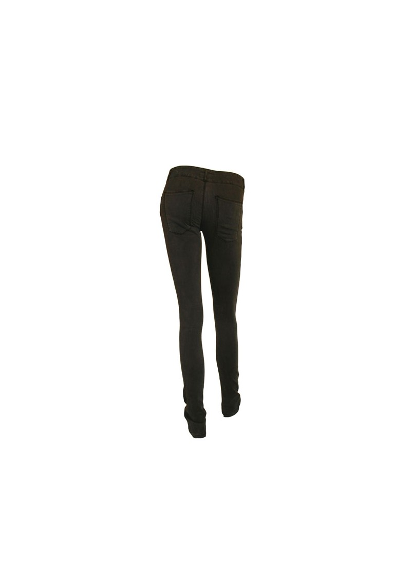 The Legging - Black Overdye main image