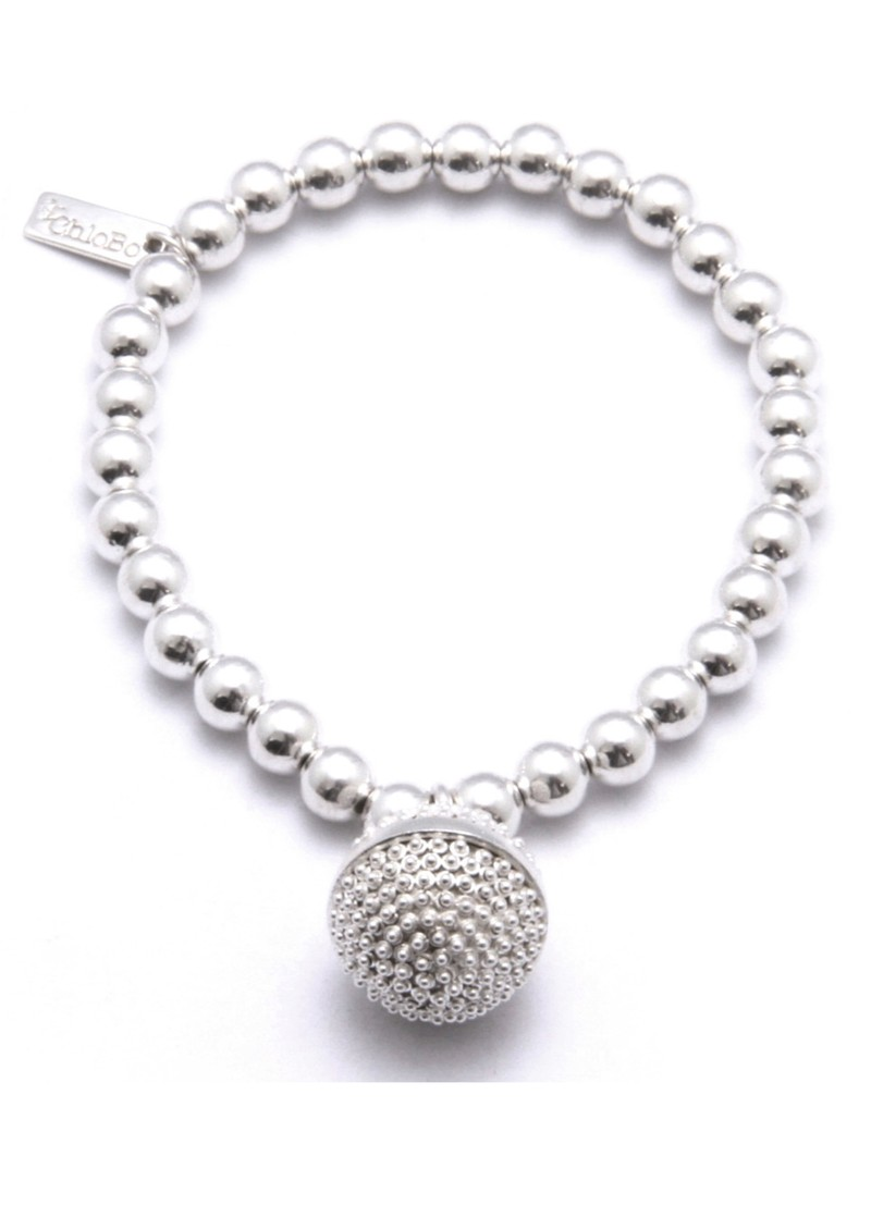 Small Ball Bracelet with Dream Ball Charm main image