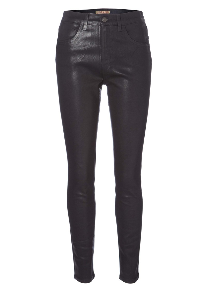 23110 High Rise Maria Skinny Coated Jean - Ozzy main image