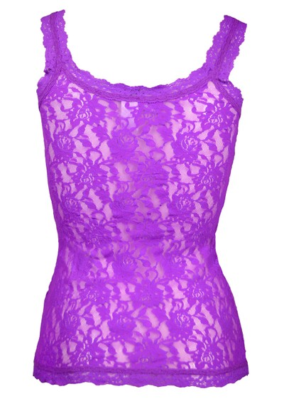 Hanky Panky Signature Lace Camisole - Hot Lilac main image